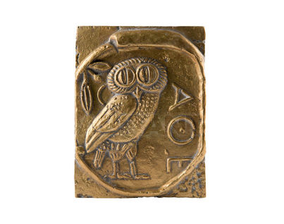 Элемент декора Символ Афины