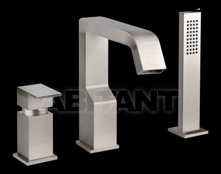 Купить Смеситель для ванны Gessi Spa Bathroom Collection 2012 26137 031 Хром