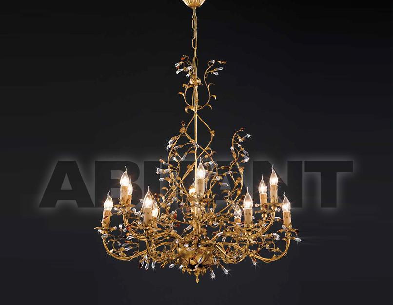 Купить Люстра Artigiana Lampadari Classic 854/6+6