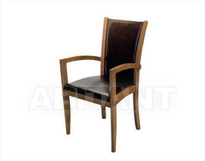 Купить Стул с подлокотниками Domus  Arte Charming Oak 2500/04P25