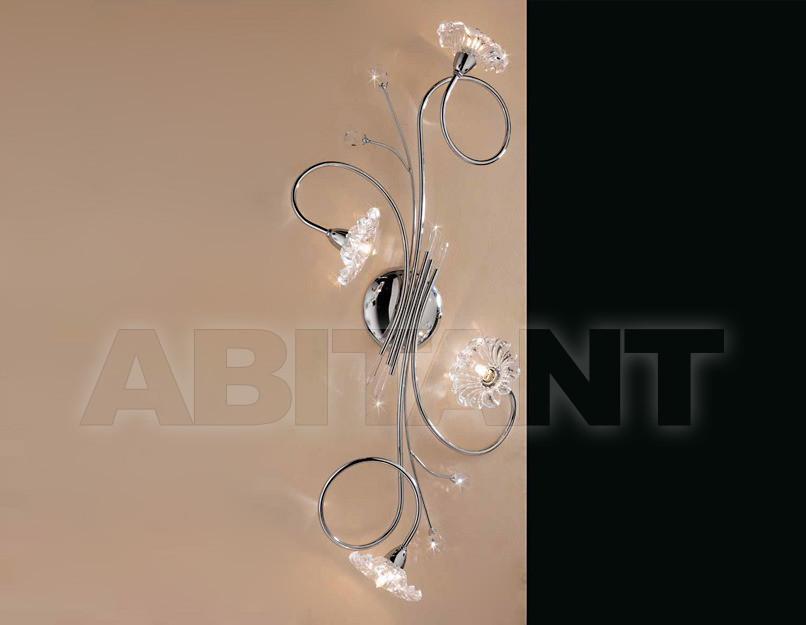 Купить Бра Artigiana Lampadari Contemporary 879/4PL