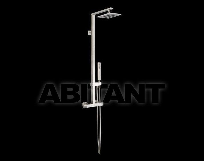 Купить Душевая система RETTANGOLO shower Gessi Spa Bathroom Collection 2012 23447 031 Хром