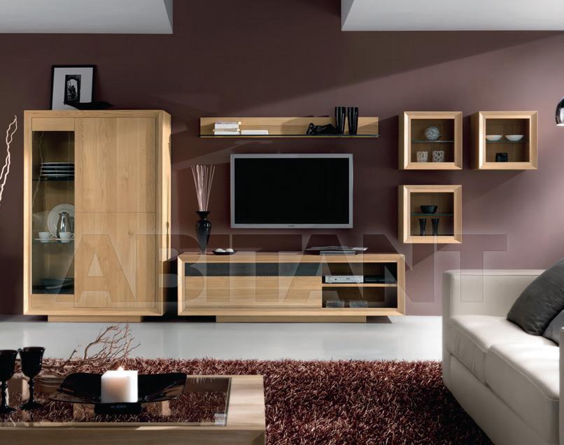 Купить Модульная система Domus  Arte Charming Oak SG/12 - SM/05 - SC/08 (x3) - SC/09