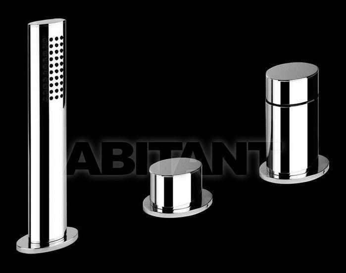 Купить Смеситель для ванны Gessi Spa Bathroom Collection 2012 23043 031 Хром