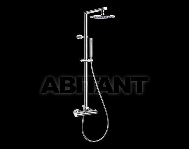 Купить Душевая система OVALE Gessi Spa Bathroom Collection 2012 21631 031 Хром