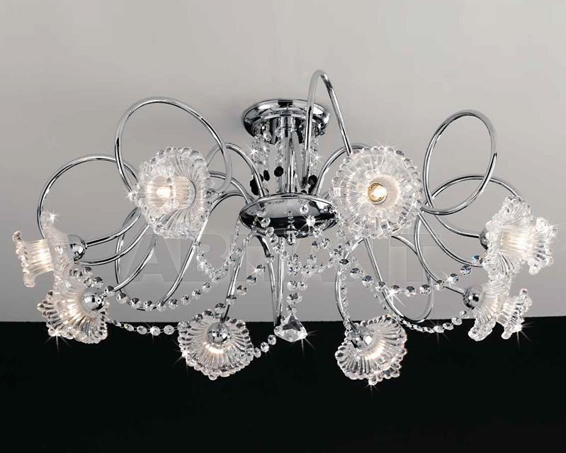Купить Люстра Artigiana Lampadari Contemporary 888/8PL