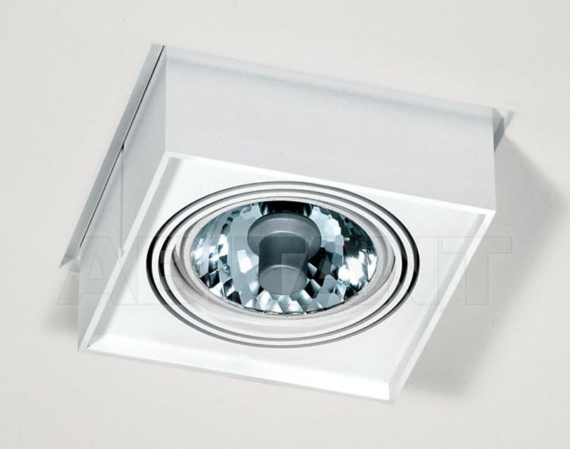 Купить Встраиваемый светильник Lucitalia Lucitalia Light 04980 ADAMDUE ORIENTABILE IM