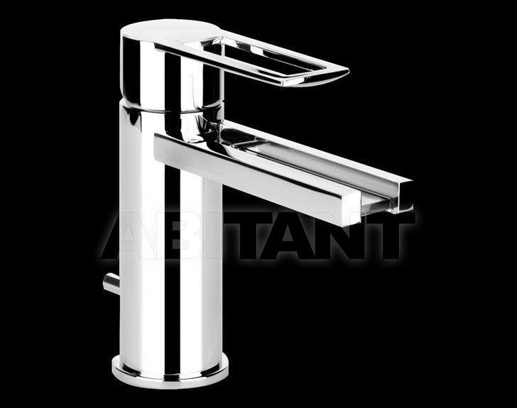 Купить Смеситель для раковины Gessi Spa Bathroom Collection 2012 34801 031 Хром