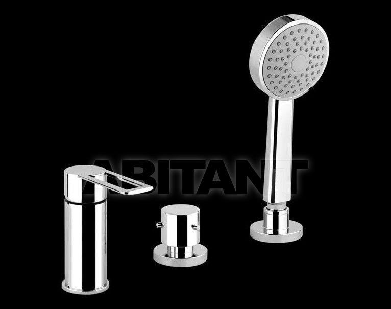 Купить Смеситель для ванны Gessi Spa Bathroom Collection 2012 34243 031 Хром