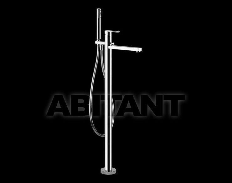 Купить Смеситель напольный Gessi Spa Bathroom Collection 2012 24933 031 Хром