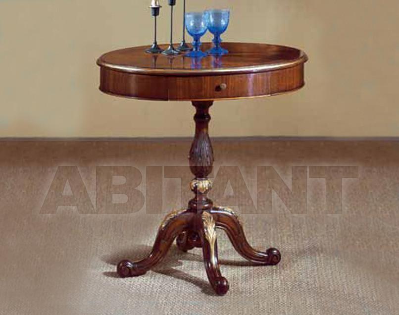 Купить Столик приставной Vimercati Mobili Singoli 207 TAVOLINO OVALE