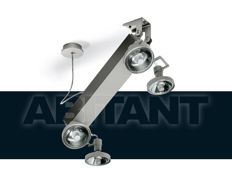 Купить Светильник-спот Lucitalia Lucitalia Light 06198 Kriterion IM 4/35W c/staffa
