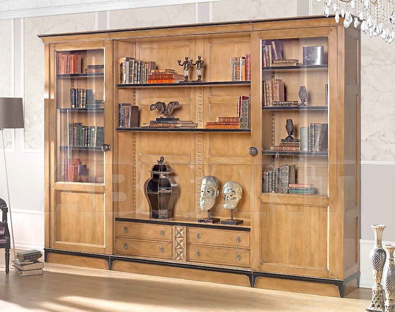 Купить Шкаф книжный AM Classic Quarto Bedroom Chambre Dormitorio 9100