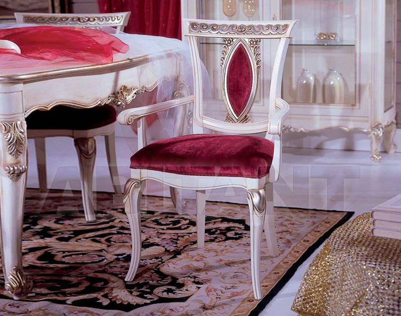 Купить Стул с подлокотниками Villa Mobili Tiepolo 705