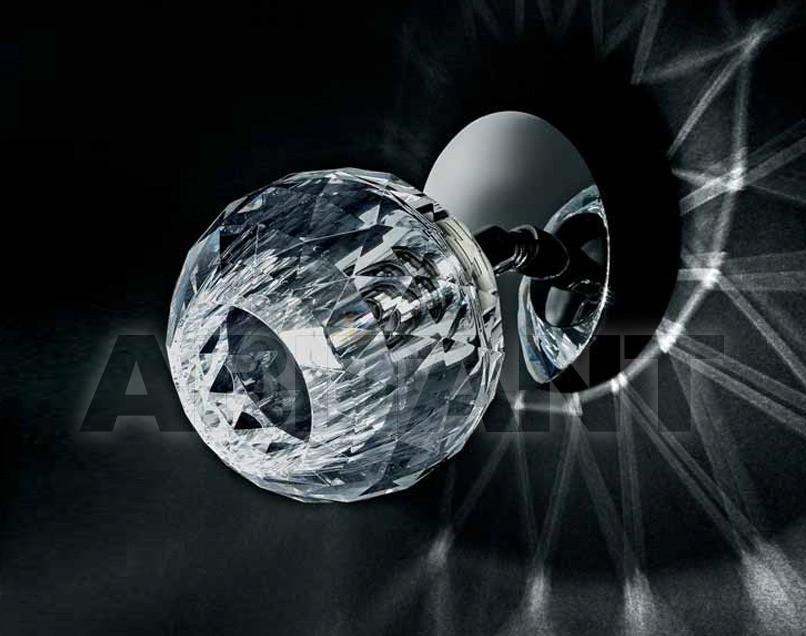 Купить Светильник-спот Leucos Parete 0002686 crystal