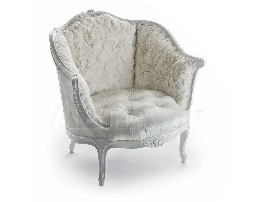 Купить Кресло Margot Pacini & Cappellini My World 6115 Margot