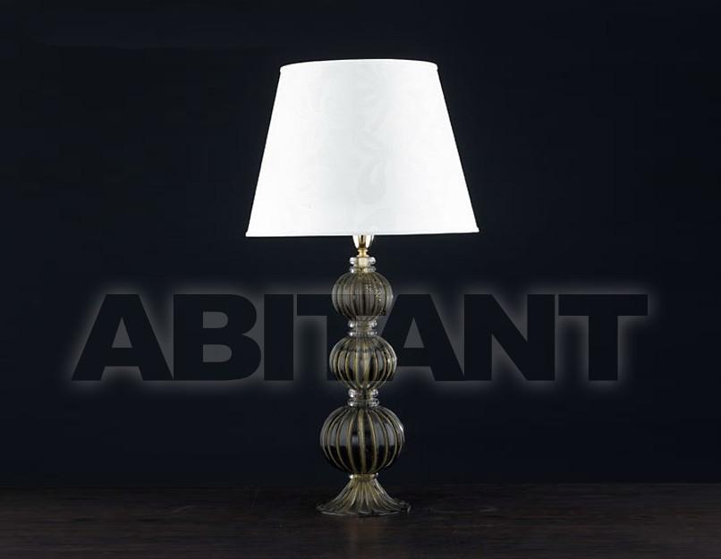 Купить Лампа настольная Artigiana Lampadari Classic CARLOTTA/LG nero