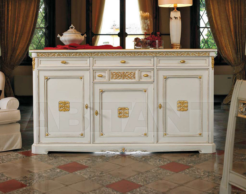 Купить Комод Modenese Gastone Perladelmare 6013