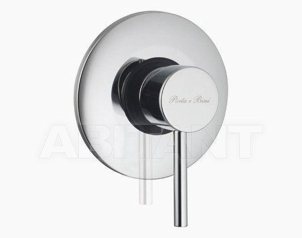 Купить Встраиваемый смеситель Rubinetteria Porta & Bini Design 10330