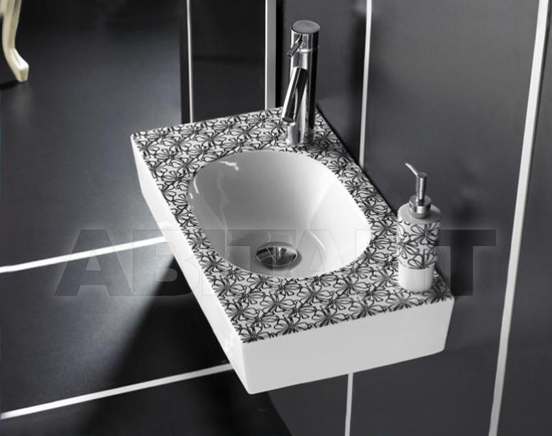 Купить Раковина подвесная The Bath Collection Decorado 0025D