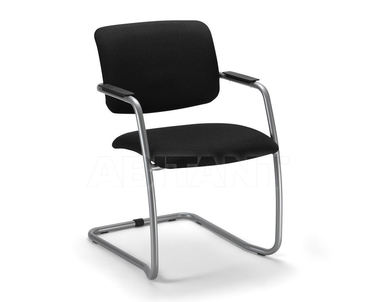 Купить Стул с подлокотниками Torre Office & Contract BLANCHE