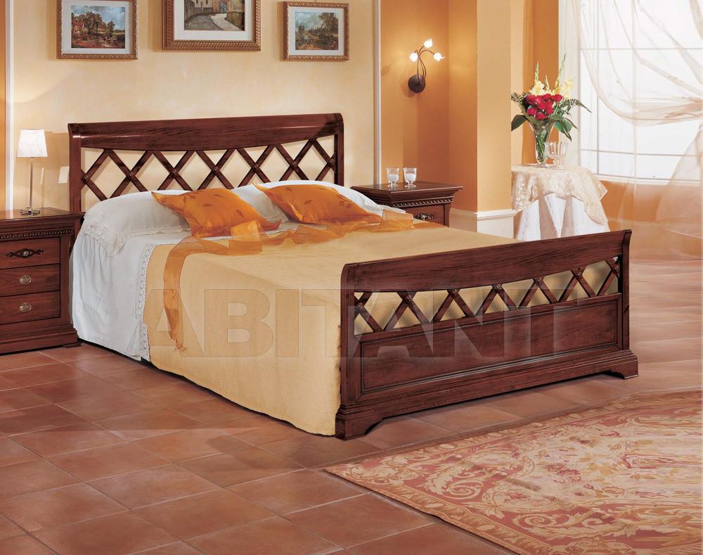 Купить Кровать BMP di Balestrieri Giancarlo & C. snc Vienna V1003
