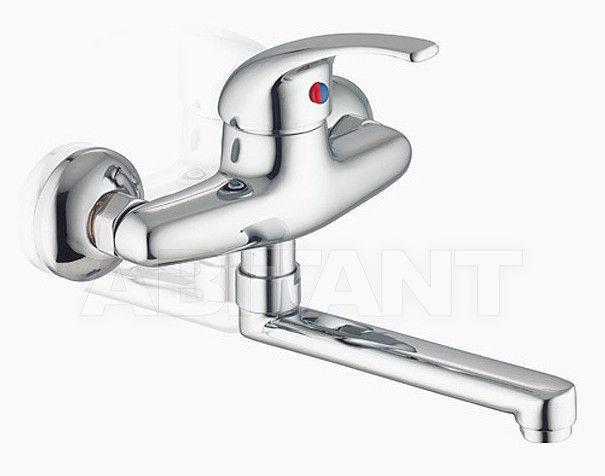 Купить Смеситель настенный Rubinetteria Porta & Bini Standard 650