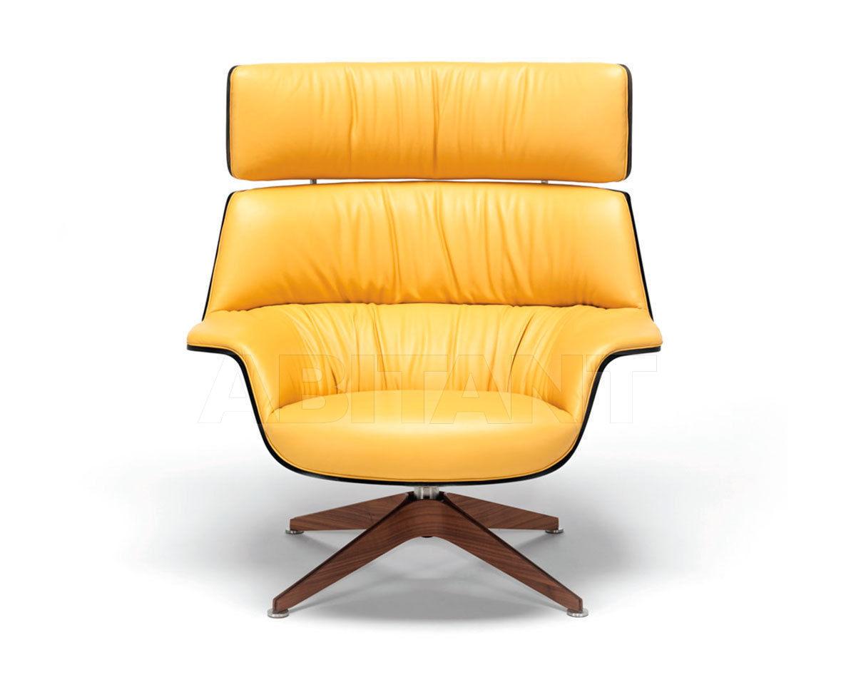 Кресло для кабинета Amura 2016 COACH 02 SL007 166