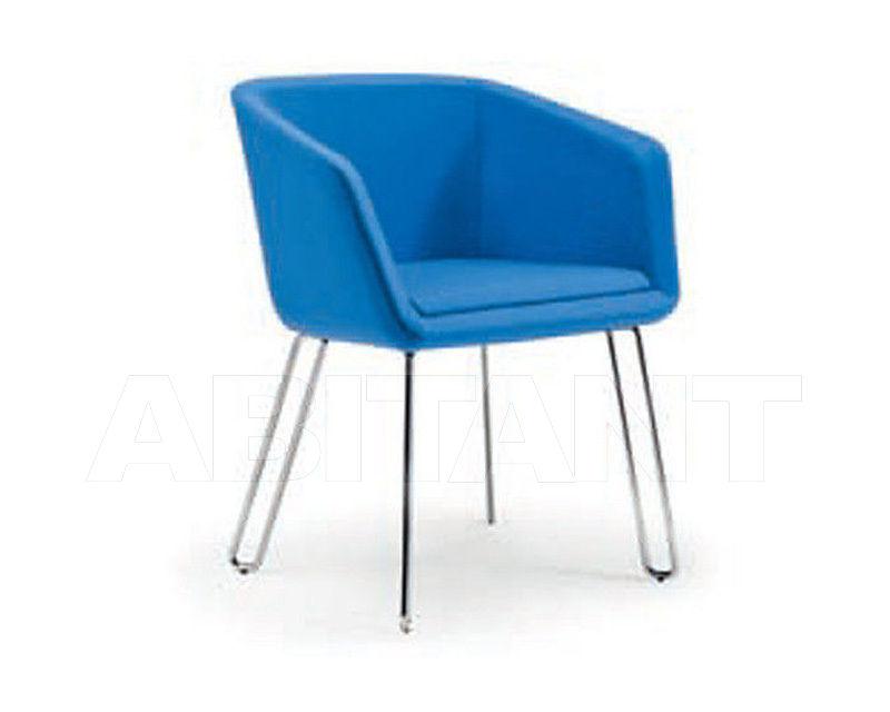 Купить Кресло Chairs&More Euro HIRO 4 blue