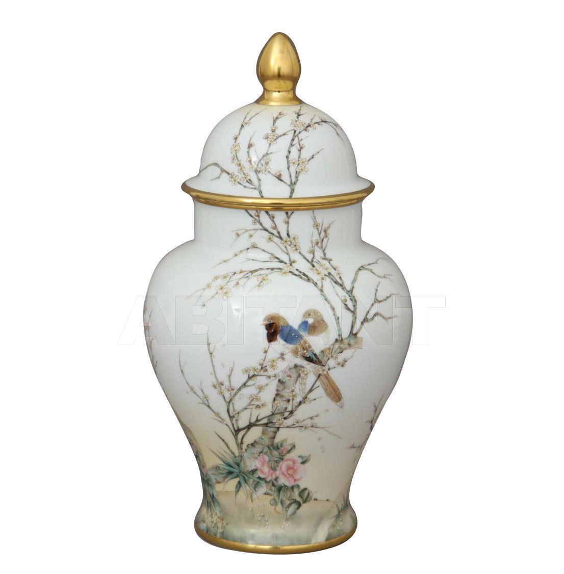 Купить     Ваза с крышкой, лимитированный выпуск Herend Porcelain Manufactory Ltd. 06572015SP860-A