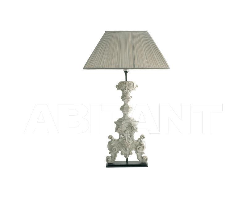 """Купить Лампа """"Large Base"""" (ЦЕНА УКАЗАНА БЕЗ АБАЖУРОВ) Judeco D4422 09"""