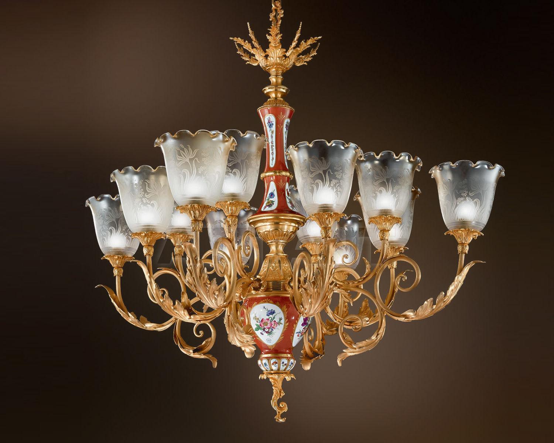 Купить Люстра F.B.A.I. Candeliere 4401/8+4