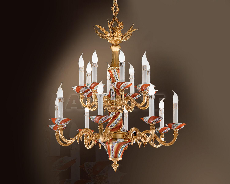 Купить Люстра F.B.A.I. Candeliere 3166/8+8