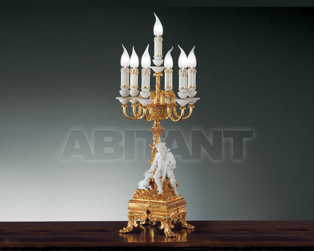 Купить Лампа настольная F.B.A.I. Candeliere C2183/7-B