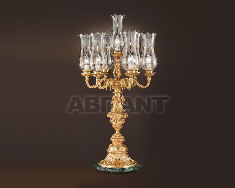 Купить Лампа настольная F.B.A.I. Candeliere C3172/7