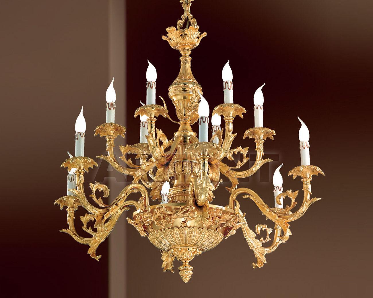 Купить Люстра F.B.A.I. Candeliere 3167/6+6