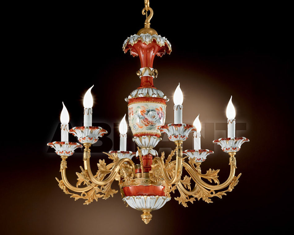 Купить Люстра F.B.A.I. Candeliere 4304/6