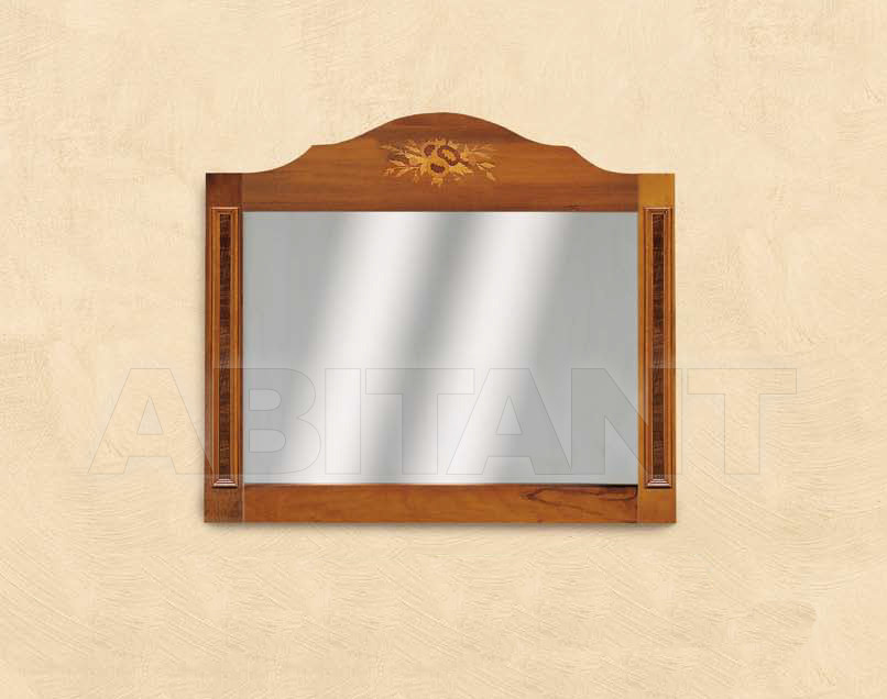Купить Зеркало настенное Modenese Gastone Fenice 8589