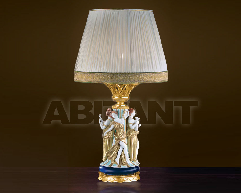 Купить Лампа настольная F.B.A.I. Candeliere P3177