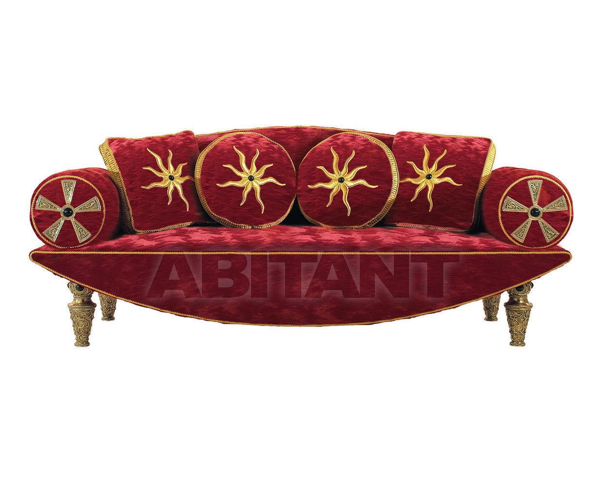 Купить Диван Colombostile s.p.a. Transculture/rouge Et Or 1792 DV3AK