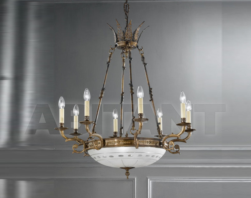 Купить Люстра Arizzi English Style Chandeliers 1846/8+4