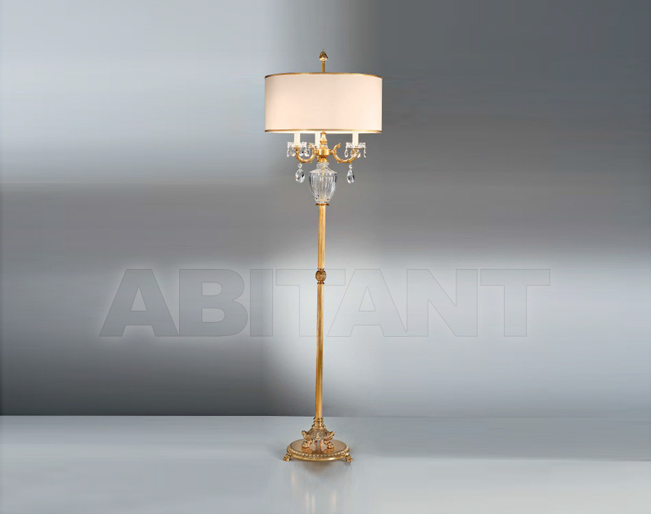 Купить Торшер Arizzi English Style Chandeliers 903/3/T