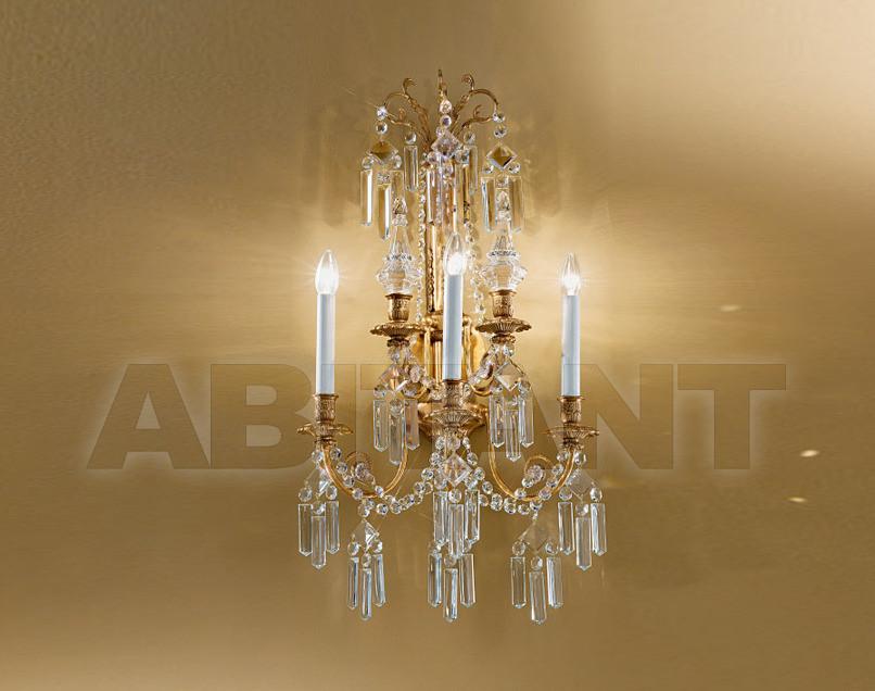 Купить Светильник настенный Arizzi English Style Chandeliers 782/3/AP