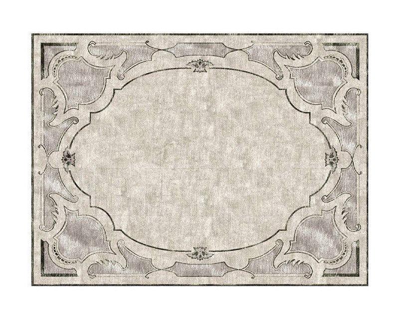 Купить Ковер классический Illulian & C. s.n.c Design Collection 152 W, 153 S MA CHERIE