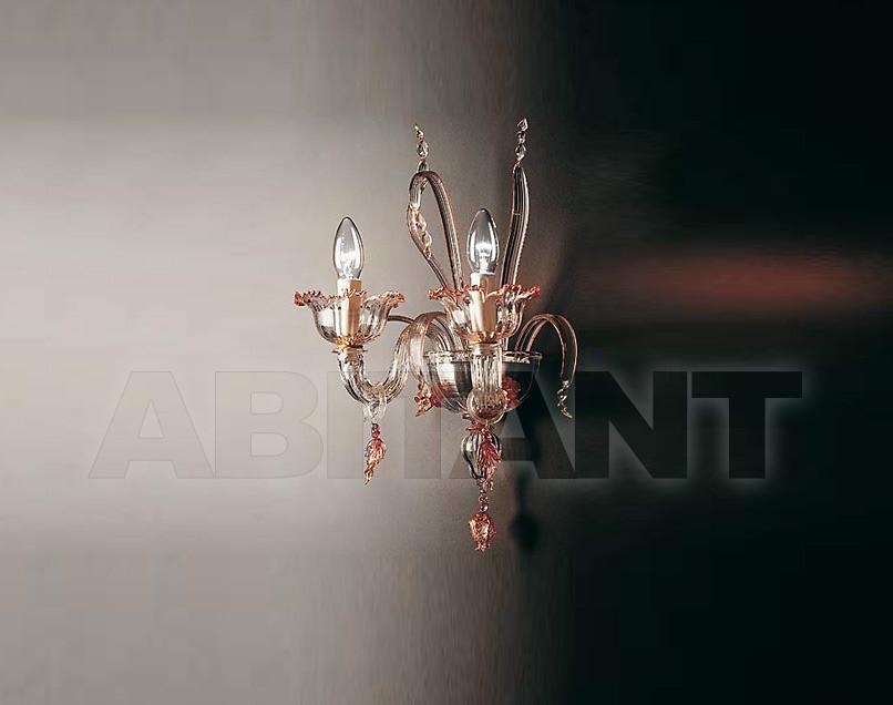 Купить Светильник настенный De Majo Tradizione 7055 A2