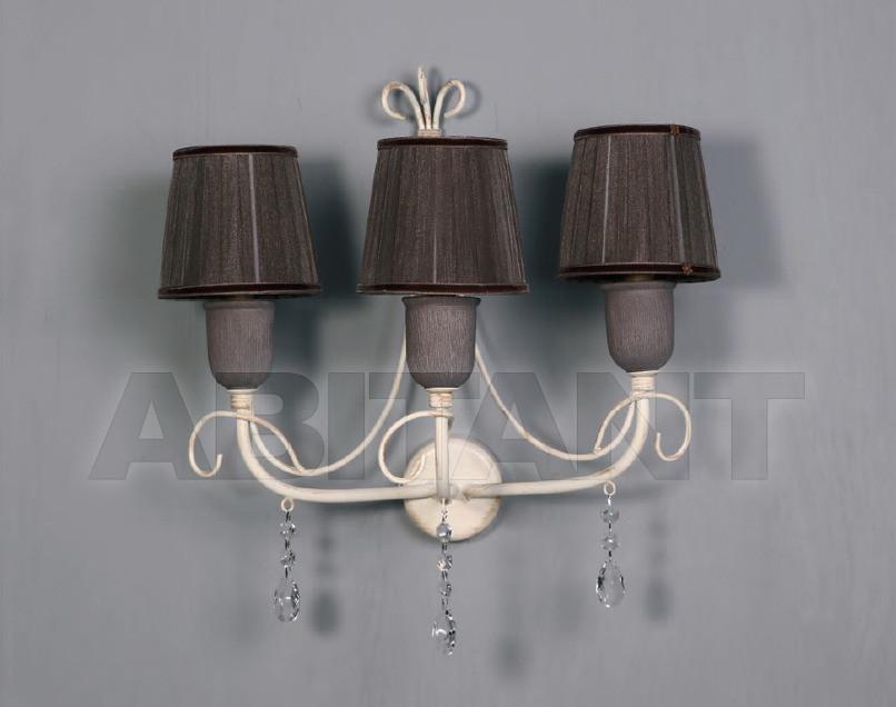 Купить Светильник настенный I.M.A.S Snc di Cucuzza Elio Franco e Bartolomeo Clasico&moderno 03613/3ap