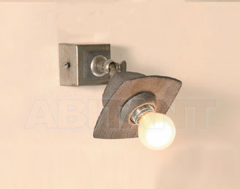 Купить Светильник настенный I.M.A.S Snc di Cucuzza Elio Franco e Bartolomeo Clasico&moderno 35940/spot