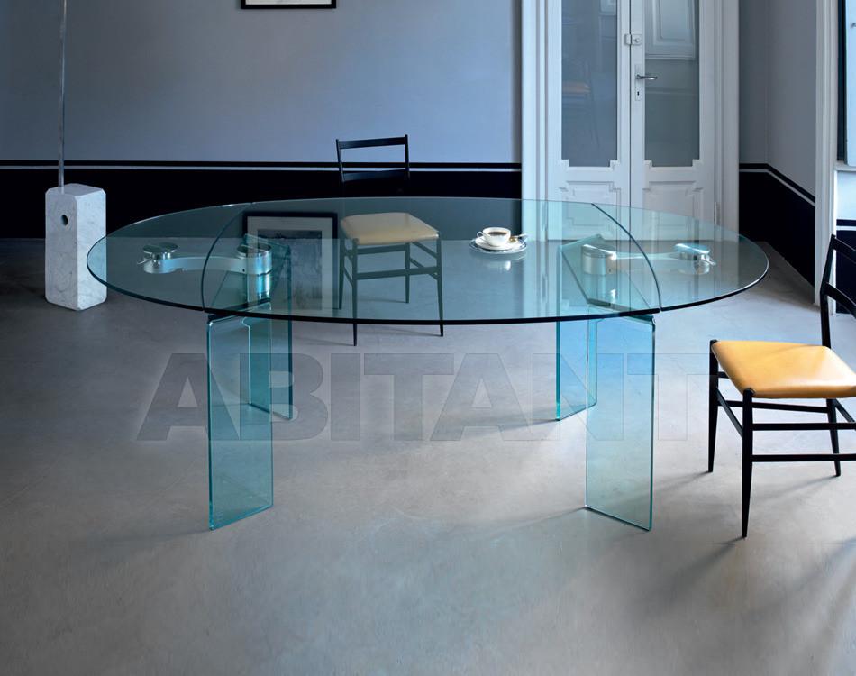 Купить Стол обеденный Fiam Tables ray plus ellittico 1711