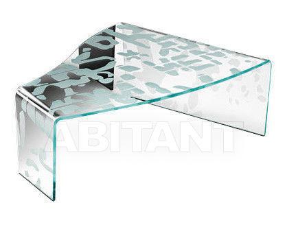 Купить Столик журнальный Fiam Tables virgola 0320/D
