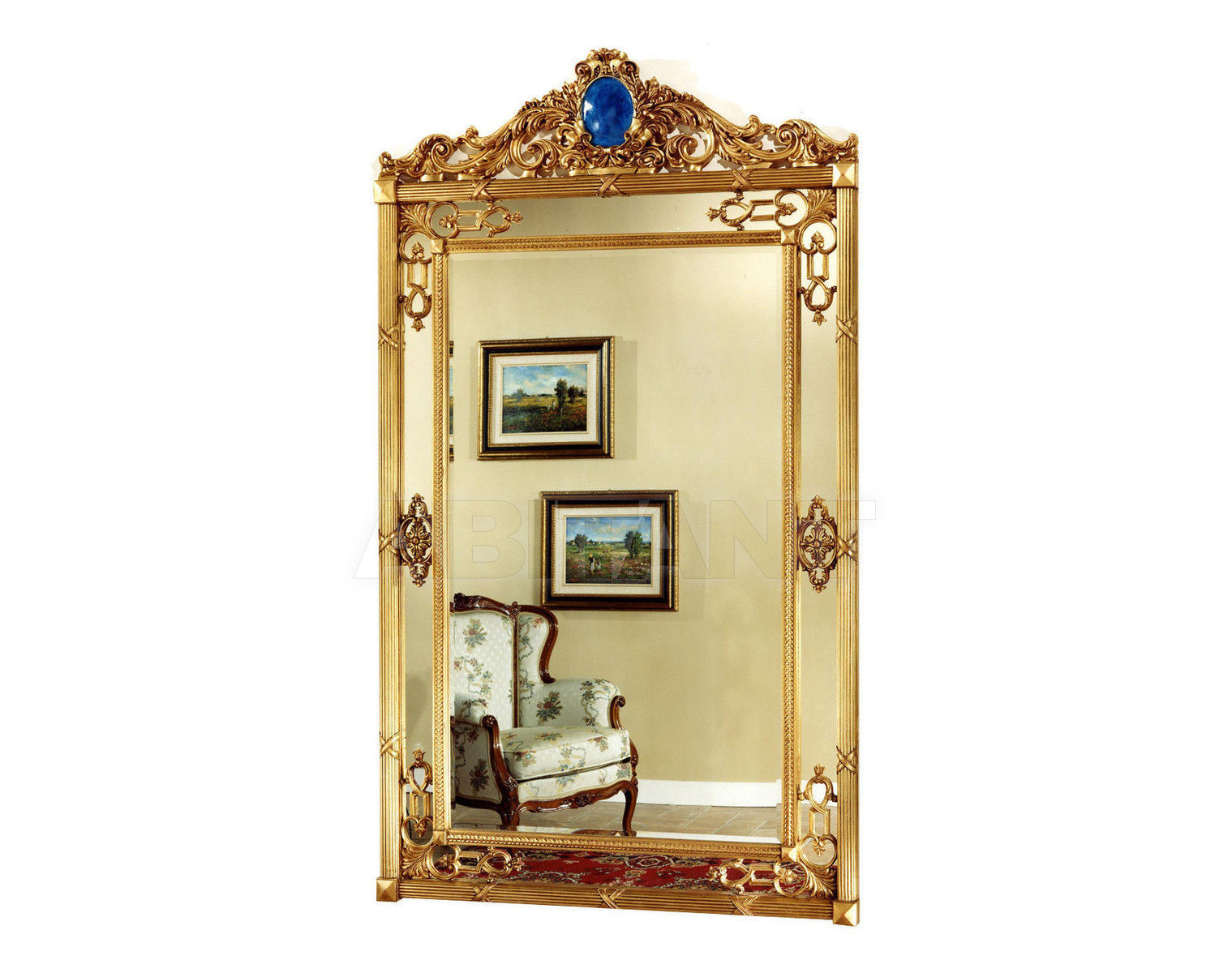 Купить Зеркало настенное Brogiato Classic 1512/G